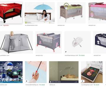 Las mejores camas paraguas