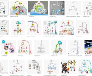 Los mejores móviles musicales para bebés