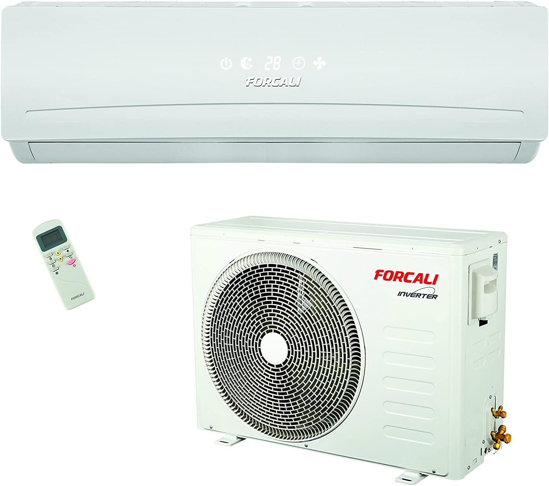 Aire Acondicionado 3000 Frig. FORCALI Frio/Calor Inverter Serie TITANIUM FSP-12DCN [Clase de eficiencia energética A++]