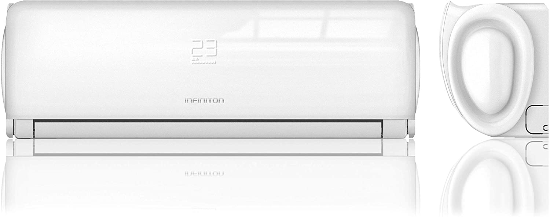 Aire Acondicionado INFINITON 3000 FRIG A++ Inverter, WiFi, Display LED