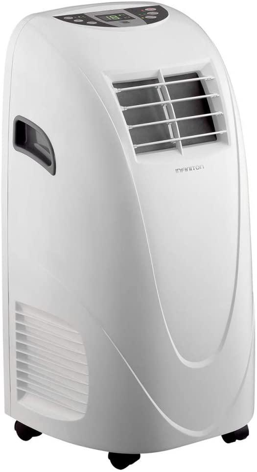 Aire Acondicionado Portátil INFINITON PAC-93CB - 3000 frigorías, Clase A