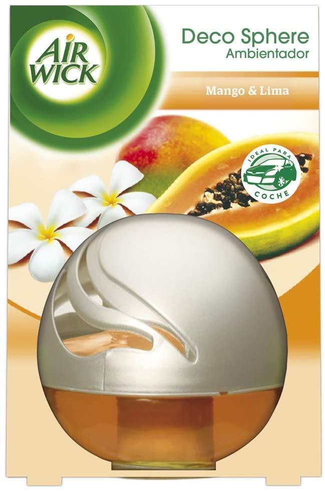 AirWick Ambientador Decosphere Mango y Lima