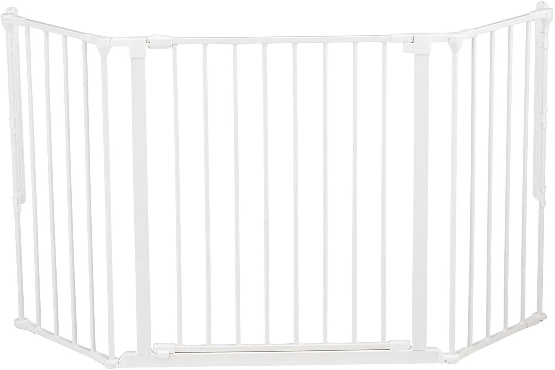 BabyDan Configure Barrera de seguridad, para aberturas de 90-146 cm, Antracita
