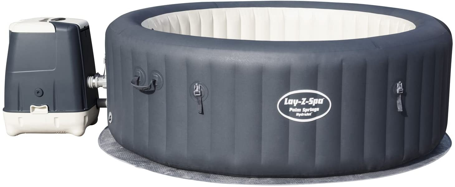 Bestway Lay- Z-Spa Palm Springs HydroJet Spa Hinchable