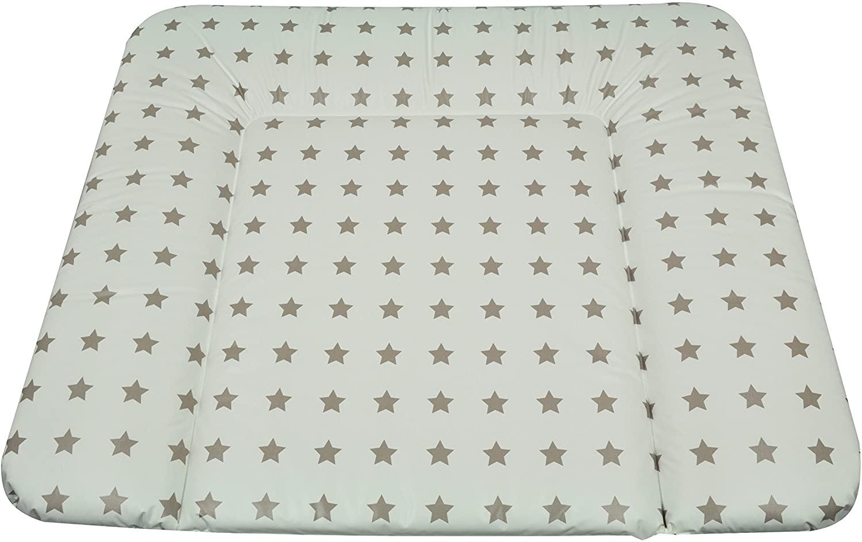Cambiador de pañales Sterne ecru Talla:70 x 50 cm II - cuña