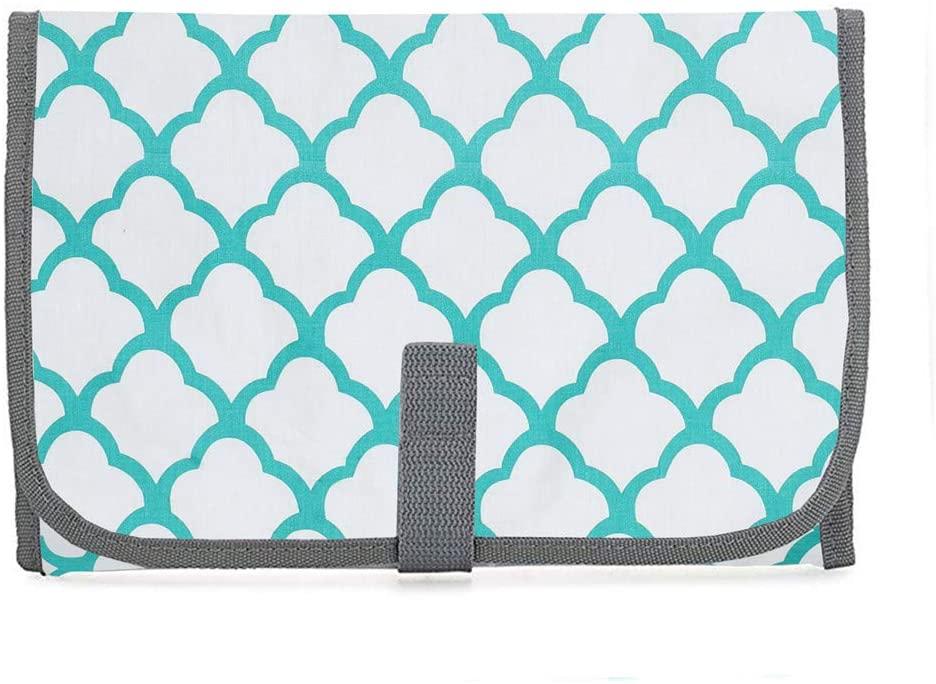 Cambiadores Portatiles Bebe, KEEZSHOP Impermeable Cambiador de Pañales Plegable Orinal Infantil Pad Kit de Cambiador para el Hogar Viaje Fuera