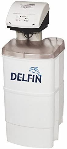 Delfín Mega Duplex enthärtung Anlage Agua nthärter descalcificación Anlage Agua descalers–8–16Personas doble–Descalcificador doble sistema/dos columna Anlage/colgante Anlage