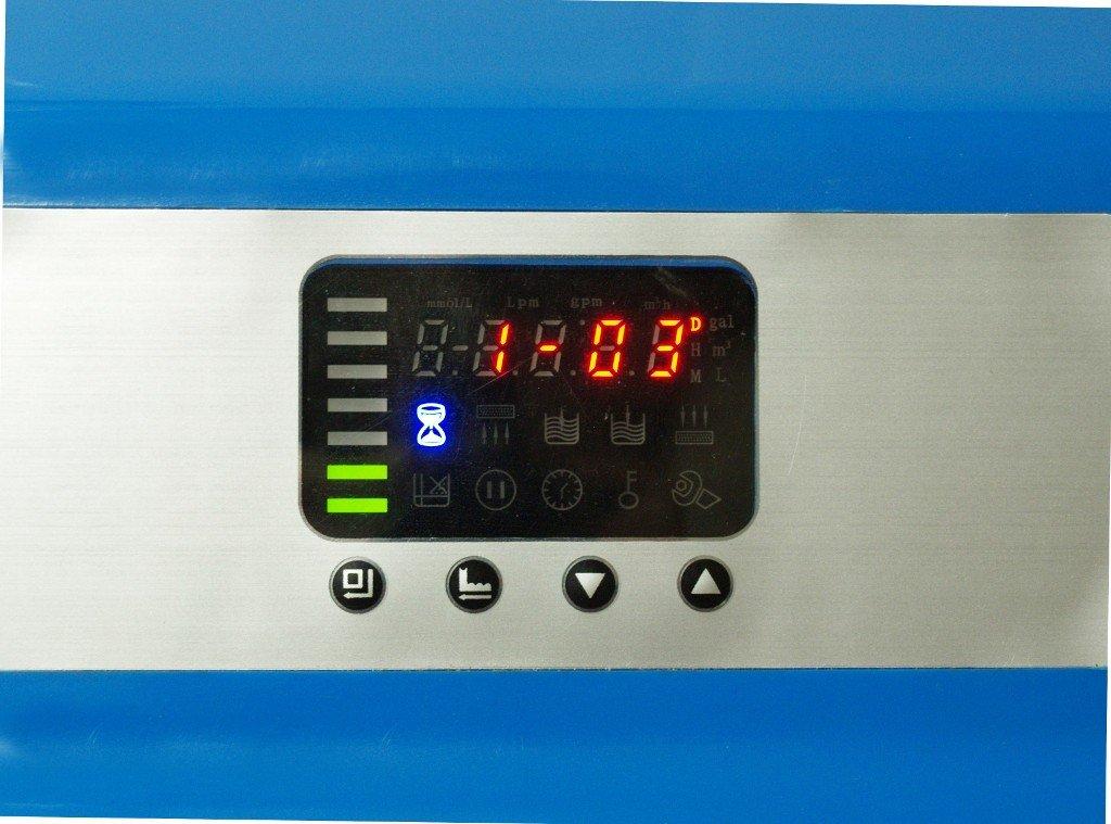 Descalcificador automatico Compacto 30L