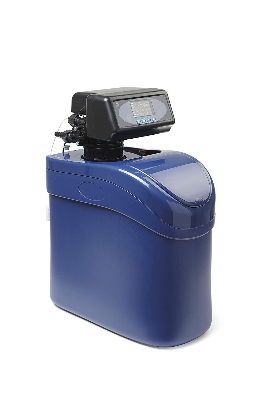 Descalcificador de agua automático.