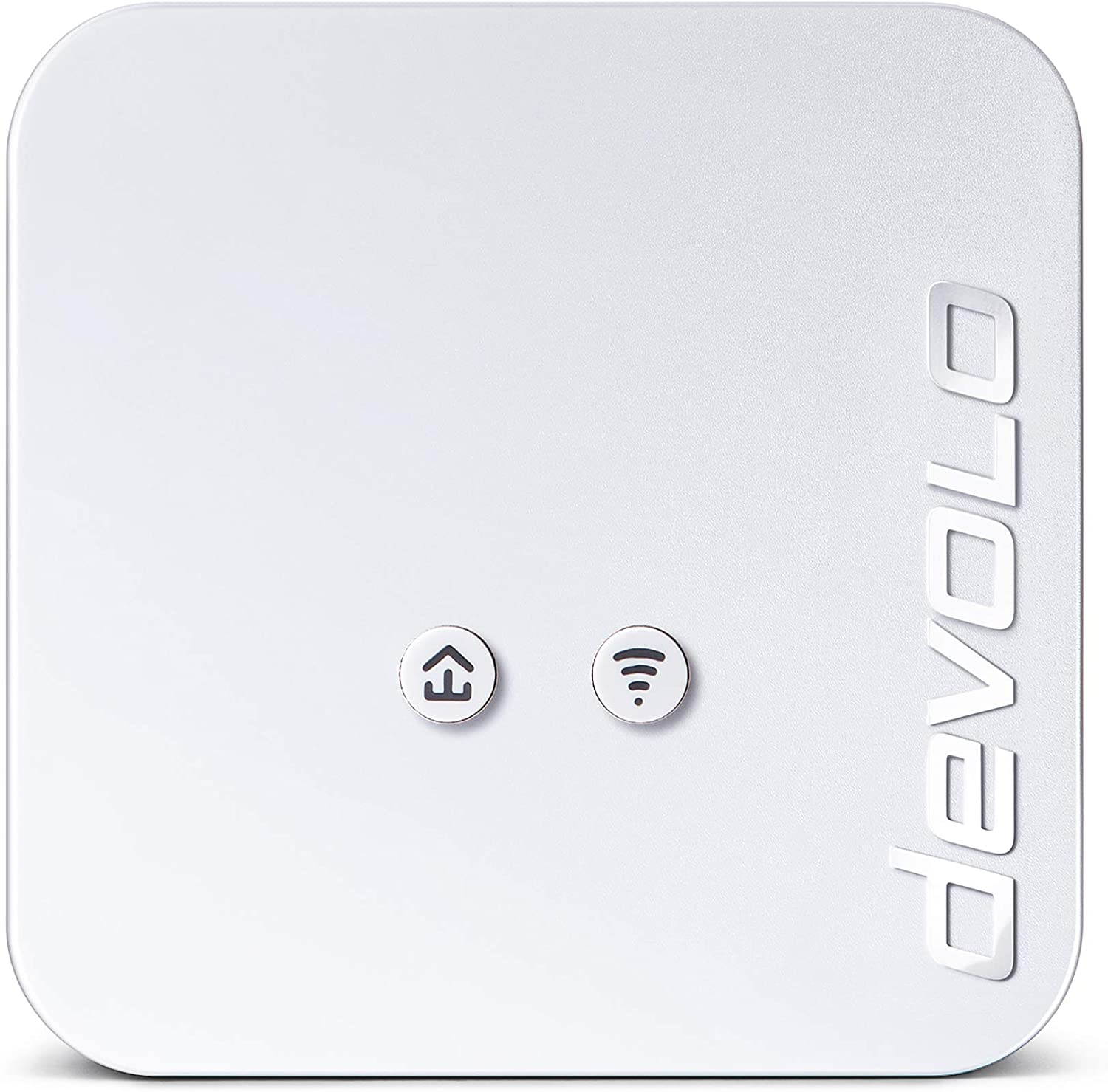 Devolo 9624 - Adaptadores de Red Powerline (WiFi, 802.11b, 802.11g, 802.11n, 4.4 W, Mac OS X 10.10 Yosemite), Blanco