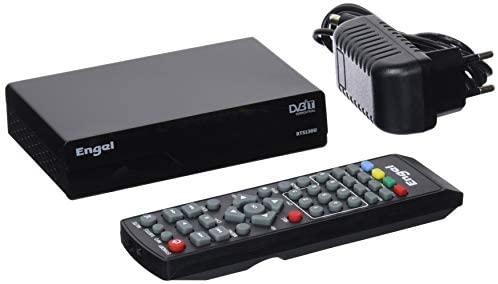Engel Axil RT5130U - Receptor TDT Televisión Digital Terrestre + USB