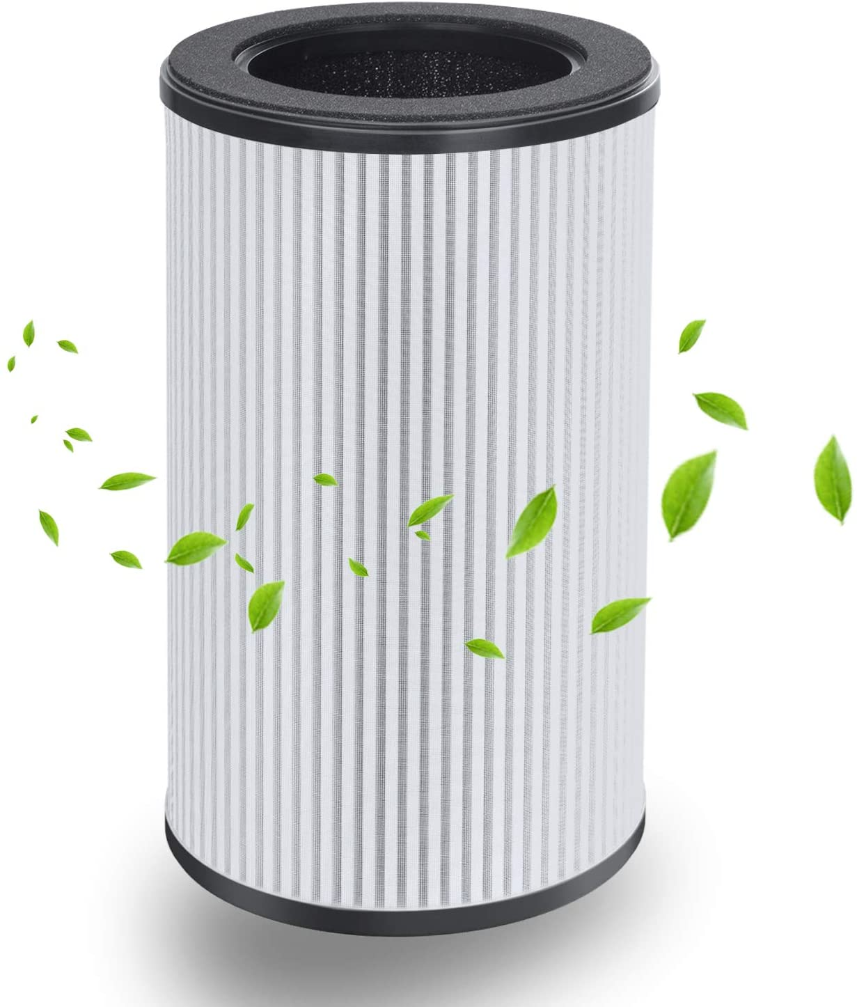 FAMTOP Air Purifier Replacement Filter Household 99.5% Pm2.5 Removal Rate, 4N1 Composite Filter, Purification Efficiency Is Faster, More Quiet