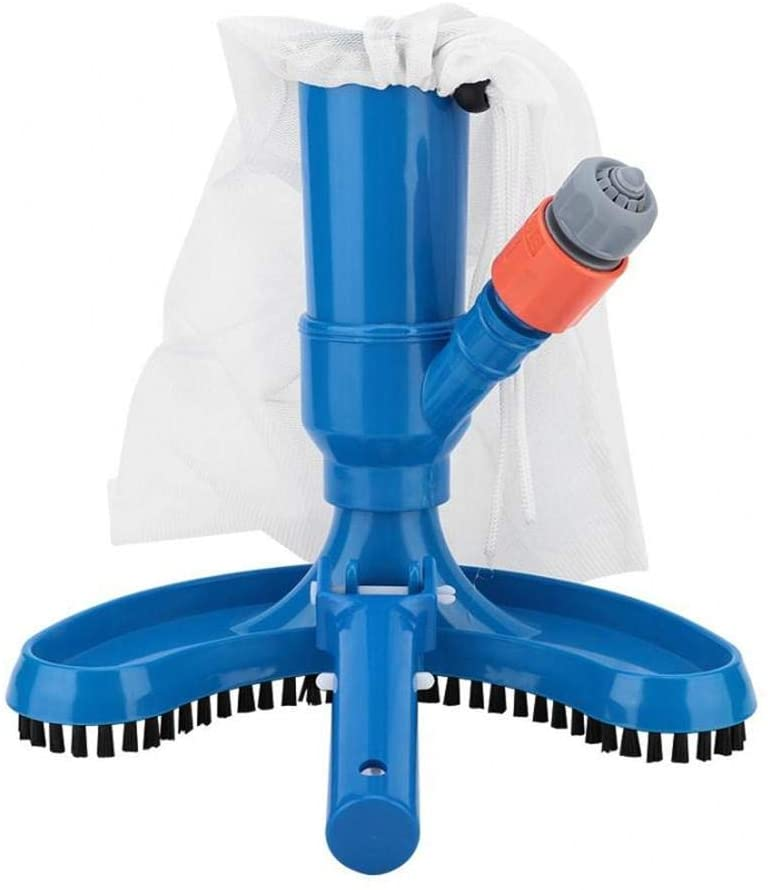 Fishyu Mini Jet Sumergible Vacuums Ccleaner Quick Pantalones Conector para Piscina Spa Pond Limpieza
