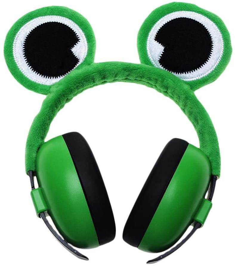 fllyingu Orejeras para bebés Protección auditiva para niños Protección auditiva Orejeras para Reducir el Ruido en niños Auriculares con cancelación de Ruido para bebés