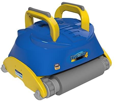 Fluidra Robot de Limpieza de Suelo para Piscina Typhoon 4, para hasta 60m²