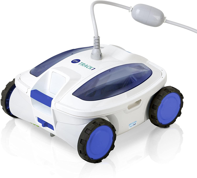 Gre RT1S Track 1 - Robot Eléctrico Limpiafondos de Piscina, 18.000 l/h