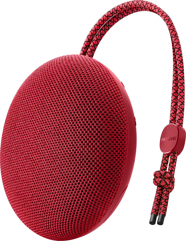 HUAWEI Sonido Stone Portable Bluetooth Speaker CM51, Red