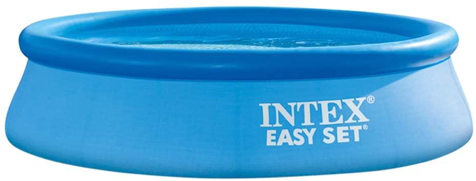 Intex 28120NP - Piscina hinchable octogonal 305 x 76 cm, 3.853 litros