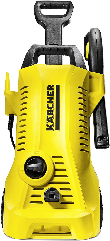 Kärcher K2 Full Control - Hidrolimpiadora de alta presión para exteriores 110 bar, 1400 W, 360 L/h (1.673-400.0)