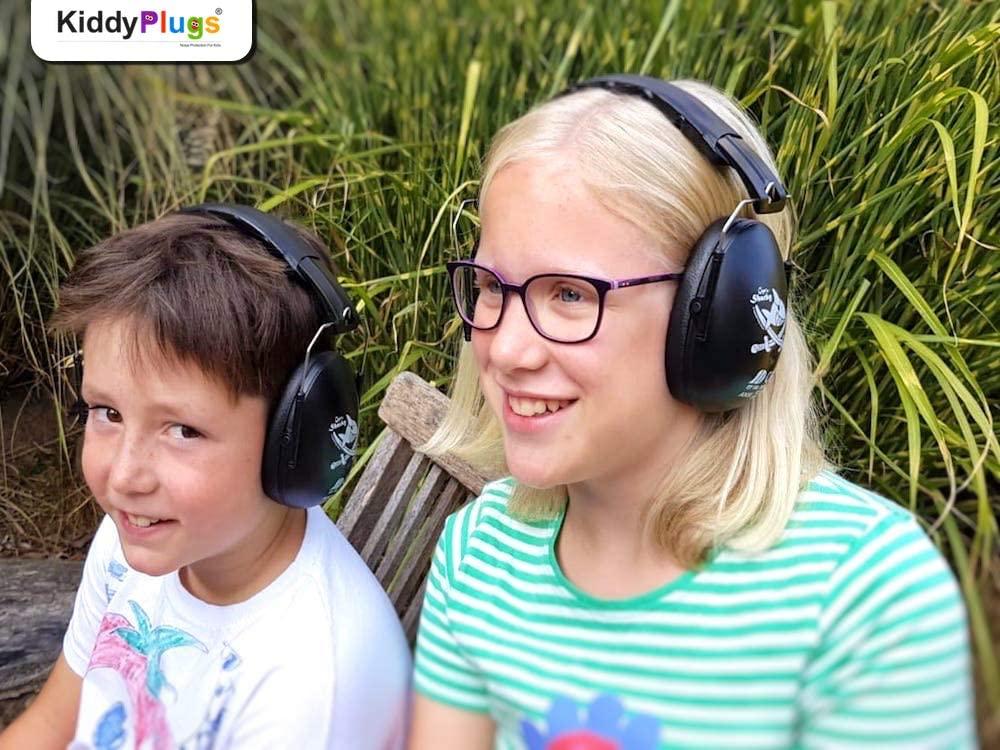 KiddyPlugs Niños Protector auditivo pirata