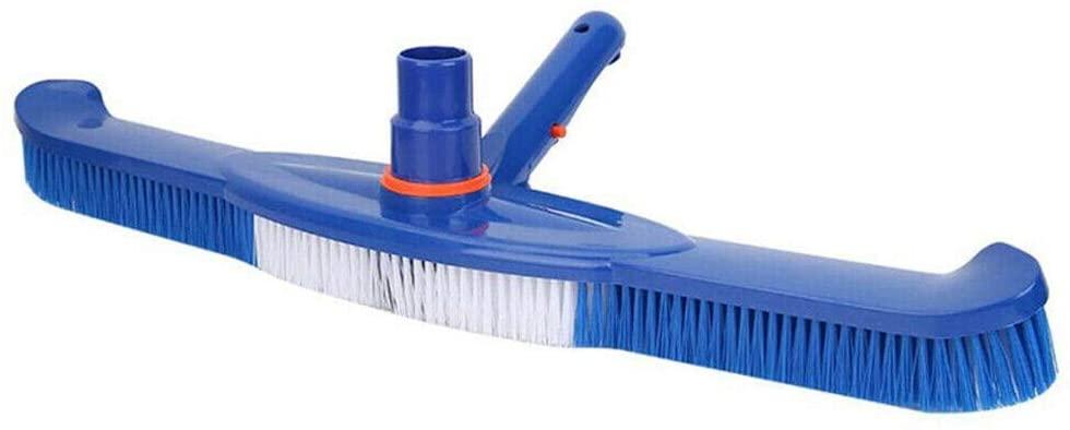 Limpiador de piscina herramienta pared Cepillo del balneario del vacío de la succión de limpieza de cabezas Cepillos de tierra herramientas de uso doméstico