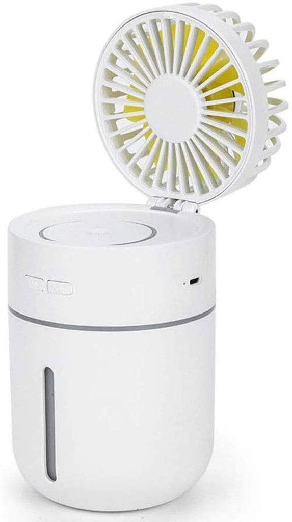 NA Humidificador, Colorido del USB luz de la Noche Mini Ventilador difusor de aceites de la Fragancia del Filtro Principal de Aire del Coche del Aroma de Olor Repels
