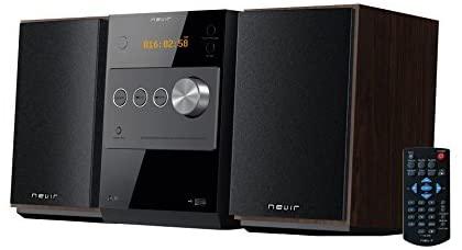 Nevir NVR-697BCDMU - Microcadena Bluetooth, 110-240V - 50/60Hz