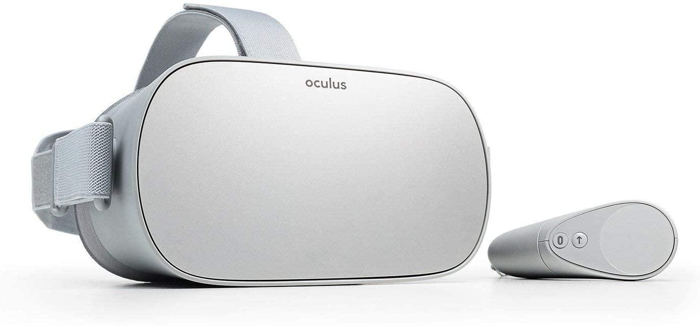 Oculus - Go Auriculares Independientes De Realidad Virtual, 64 Gb