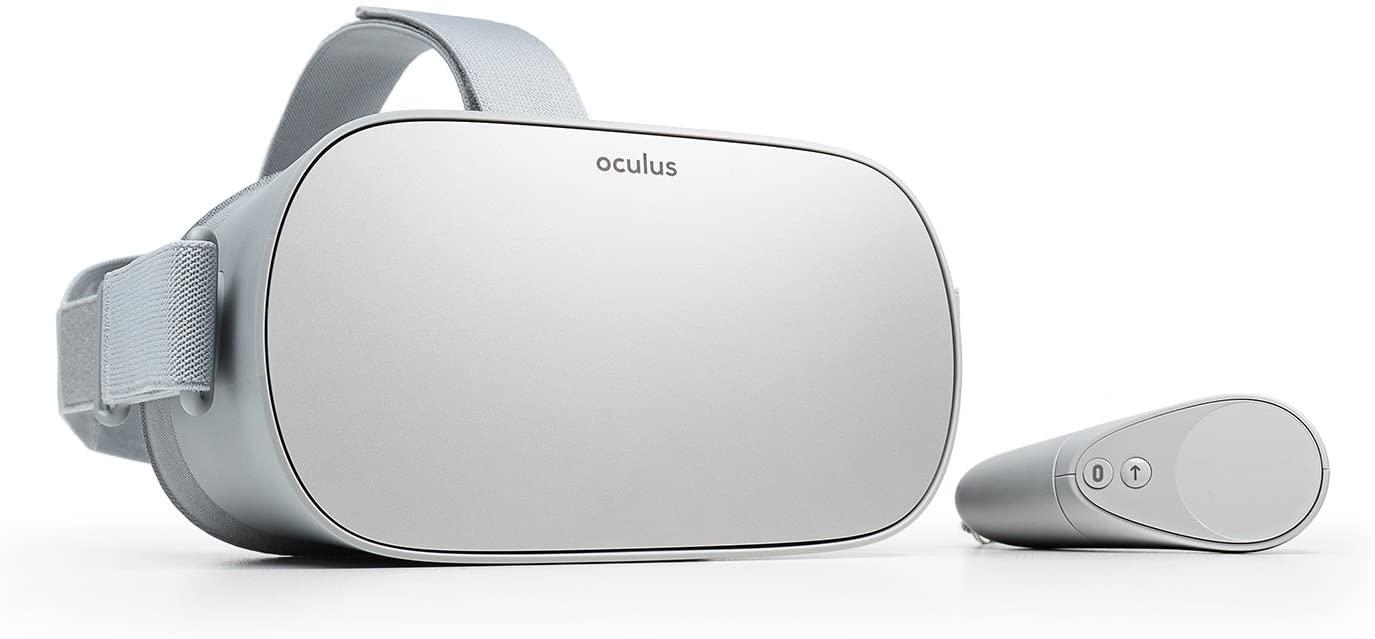 Oculus Go, Gafas y Auriculares Independientes De Realidad Virtual, 32 Gb