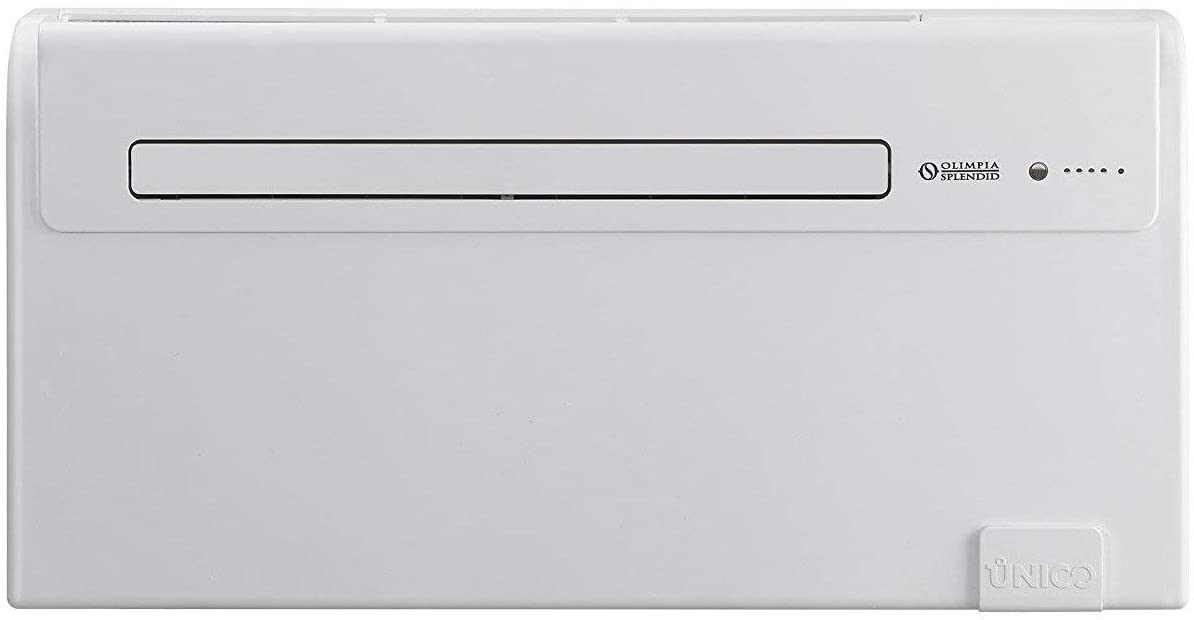 Olimpia Splendid UNICO AIR 8 HP Blanco Through-wall air conditioner - Ventana y aire acondicionado de pared (Blanco, 978 mm, 164 mm, 491 mm, 37 kg, 1060 mm) [Clase de eficiencia energética A]