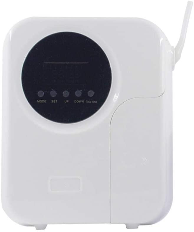 Purificador de aire, dormitorio principal filtro purificador de aire Silencio Protección Ambiental Olor Purificación eliminación de polvo purificador (2 colores) Purificador de aire ( Color : White )