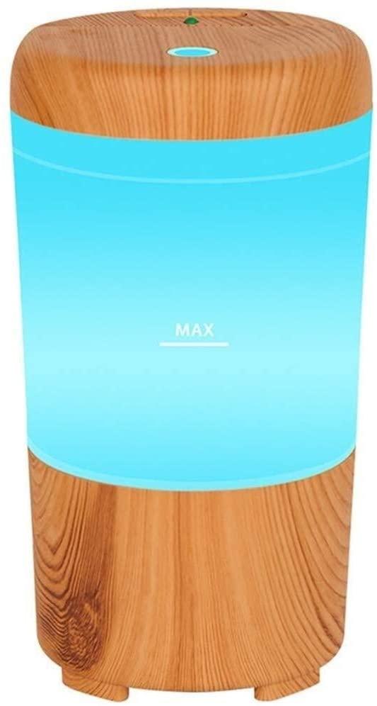 QZXXJ Los humidificadores ultrasónicos con Vapor frío for la Salud de la Piel del sueño, sin Agua de Apagado automático purificadores de Aire for el bebé Dormitorio Principal