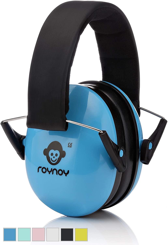 roynoy | Baby Protection Auditive (Bleu) à partir de 12mois–Enfant/Protection Auditive jusqu'à 16ans | cache-oreilles | bruit Protection | 623753000Capsule | pour bébé et kinderohren