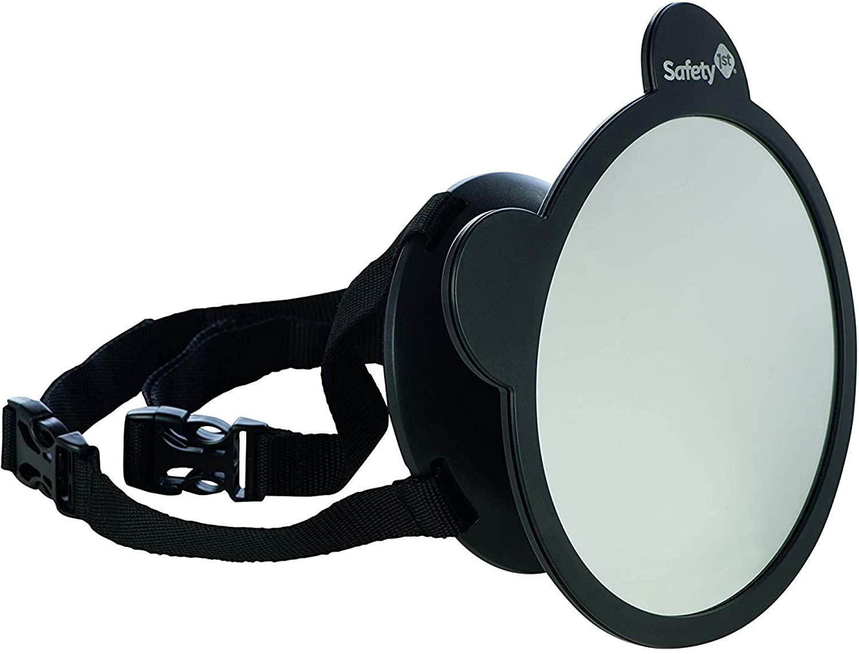 Safety 1st 33110128 - Espejo trasero, color negro