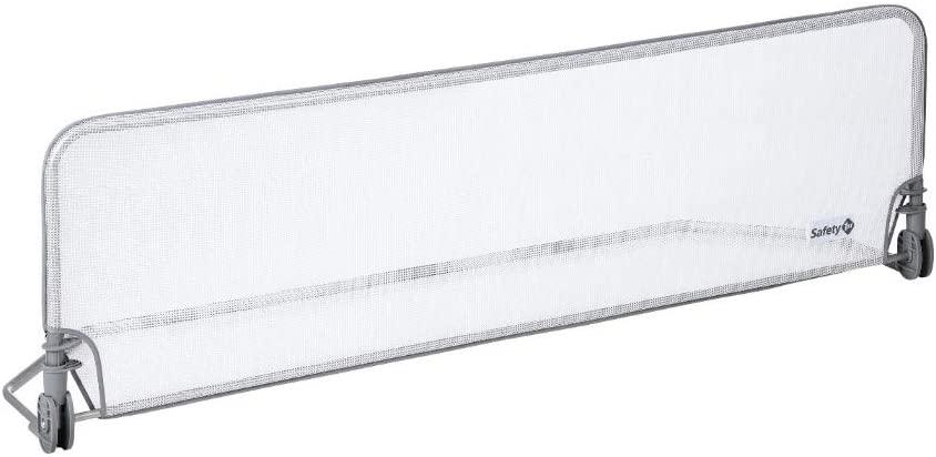 Safety 1st - Barrera de Cama, Seguridad Anticaidas Niños, Extralarga, 150 cm