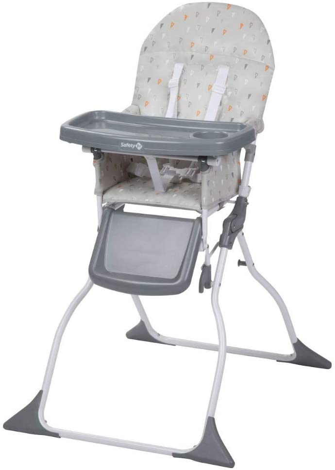 Safety 1st KEENY 'Warm Gray' - Trona evolutiva, uso de 6 meses a 3 años, hasta 15 Kg, color gris