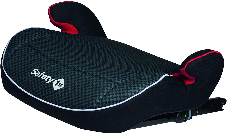 Safety 1st MANGA FIX 'Pixel Black' - Elevador isofix, unisex, grupo 3, 22-36 kg, color negro
