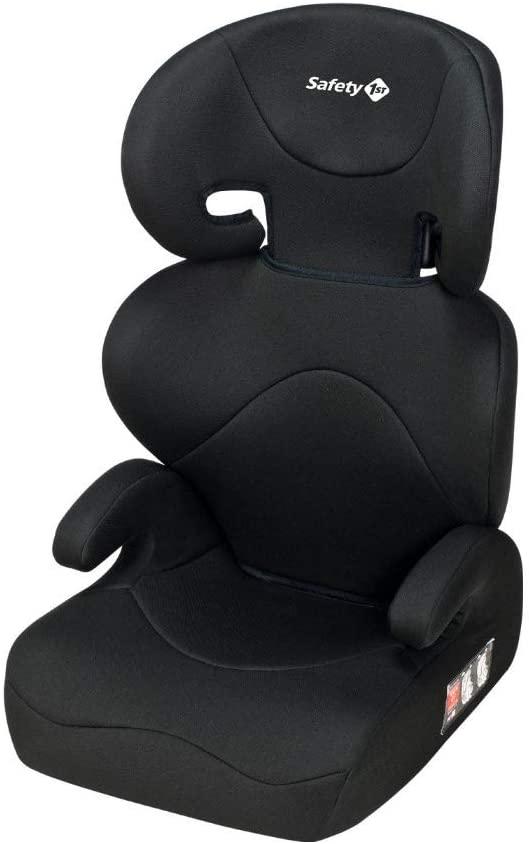 Safety 1st Road Safe Silla de coche para Niños, Grupo 2/3, 3-12años, 15-36kg, Negro (Full Black)