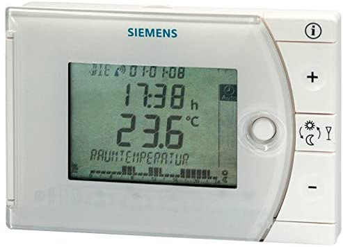 Siemens REV13 - Termostato, color blanco