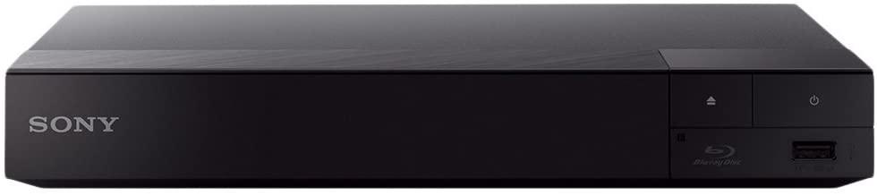 Sony BDPS6700, Reproductor de BLU-Ray Disc (con CD, DVD, Mejora 4K, Bluetooth, LDAC, USB Reproductor, Amplia Compatibilidad de Formatos), Ethernet, Negro