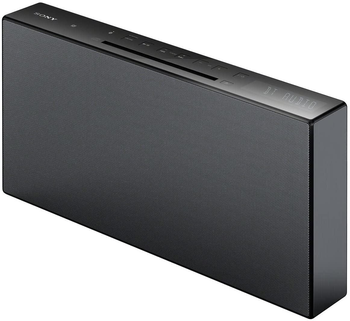 Sony CMT-X3CD - Sistema Hi-Fi Compacto de 20 W con Bluetooth y NFC, Negro