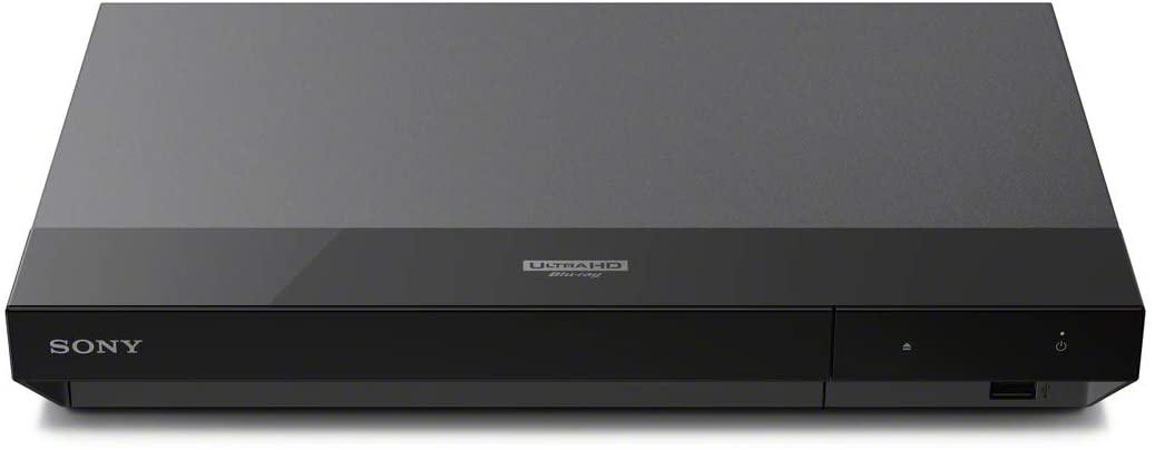 Sony UBP-X500 - Reproductor de BLU-Ray 4K UHD, Negro