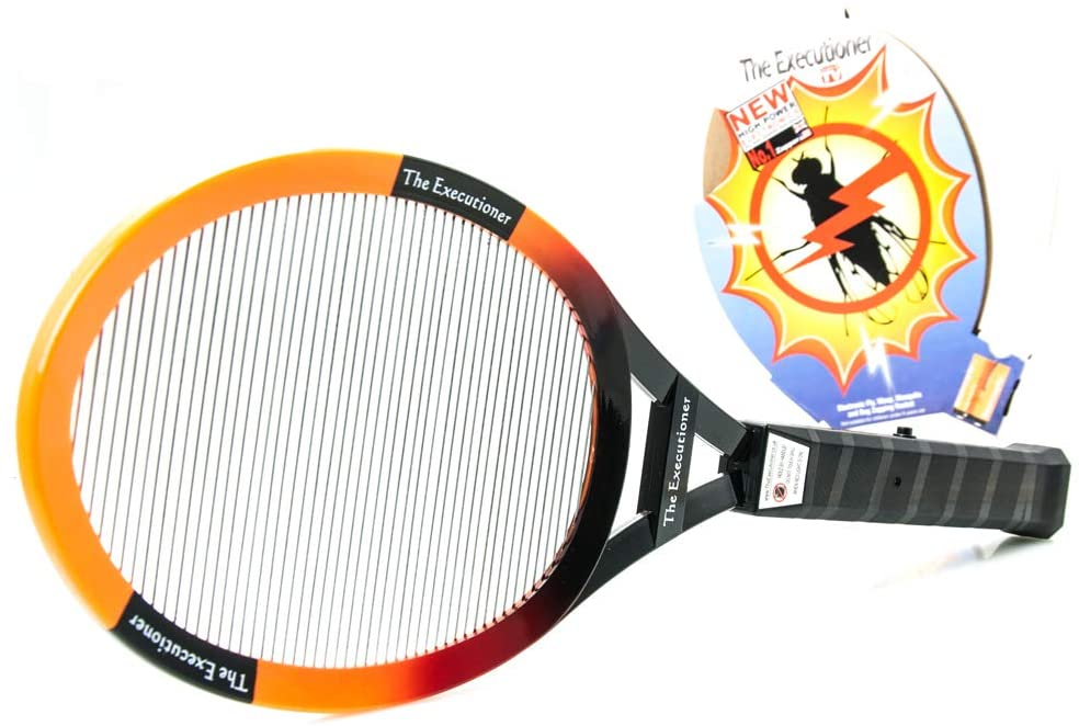 Sourcing4U The Executioner EX-001 - Raqueta caza mosquitos