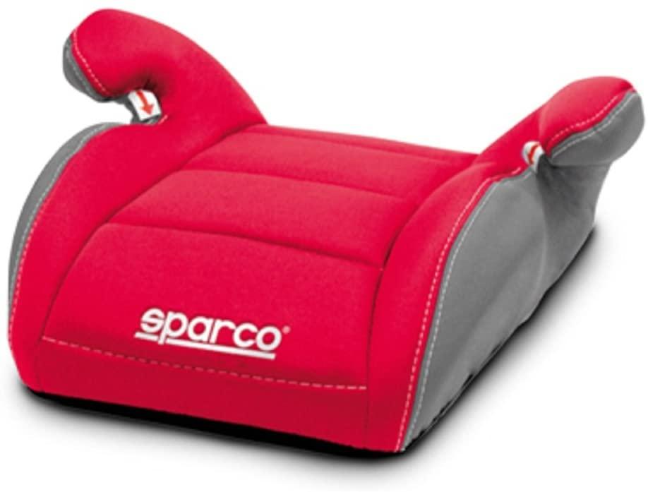 SPC SPC3002RS3CM Sparco Alzador 3 cm, Rojo/Gris
