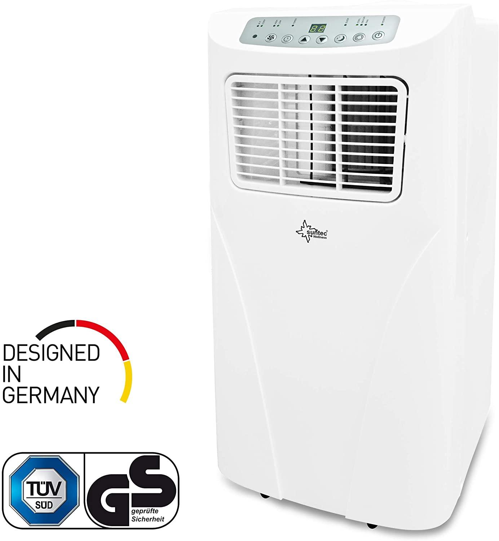 Suntec Wellness Impuls 2.0, acondicionador de Aire Locale móvil [Clase de eficiencia energética A]