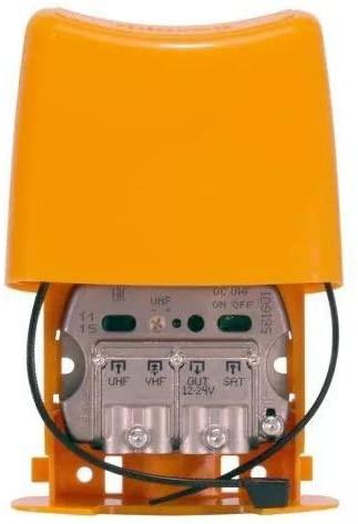 Televes 561601- Amplificador de mástil NanoKom (LTE790, 1er Dividendo Digital)