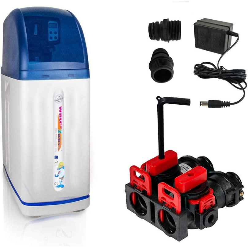 Water2Buy W2B180 descalcificador | descalcificador de agua domestico para 1-4 personas