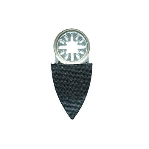 1 x TopsTools UNFSP_ 1 50 mm x 35 mm pequeño Almohadilla de lijado para Bosch Fein (No-StarLock) Makita Milwaukee Parkside Ryobi multiherramienta Worx WorkZone Multi herramienta accesorios