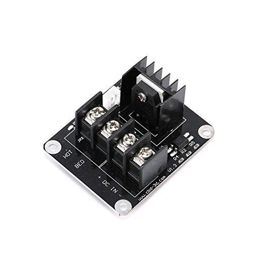 Abilieauty 3D Impresora Accesorios Mosfet Climatizada Cama Módulo de Alimentación MKS para Anet A8 A6 A2 Prusa i3
