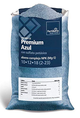 Abono Fertiberia Premium Azul 25 kg